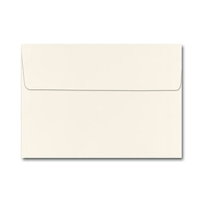 5 7/8 x 8 1/4 Ecru Square Flap Envelope