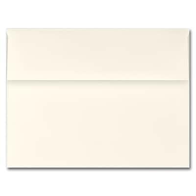 A2 4 3/8 x 5 3/4 Square Flap 70 lb. Ecru Vellum