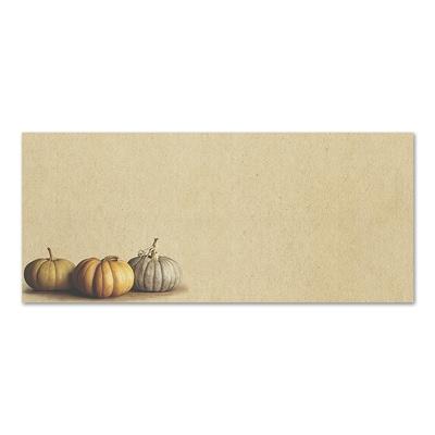 Fall Pumpkins Great Papers Envelope
