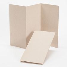 Kraft Tri-Fold Program 4 X 8