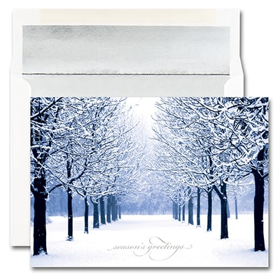BLUE TREE SCENE