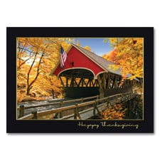 Thanksgiving Covered Bridge