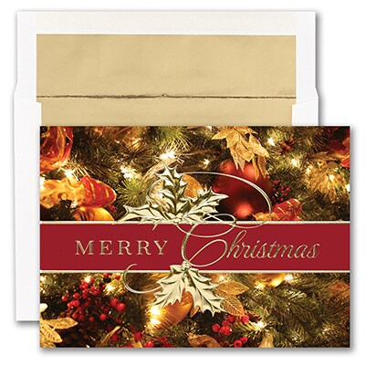 MERRY CHRISTMAS GREENS