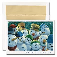 From All of Us - Snowmen