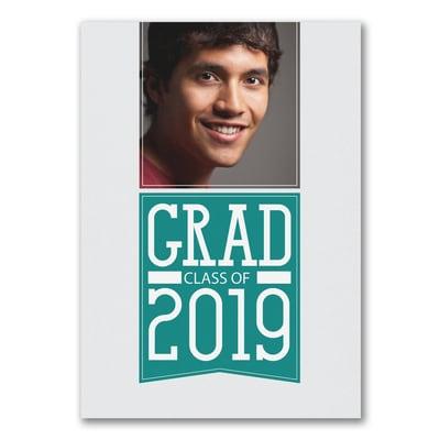 Grad Banner - Invitation