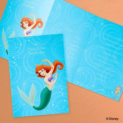 One Little Mermaid, One Big Celebration