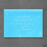 One Little Mermaid, One Big Celebration - Respond Card