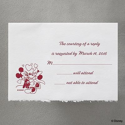 A Loving Embrace - Respond Card