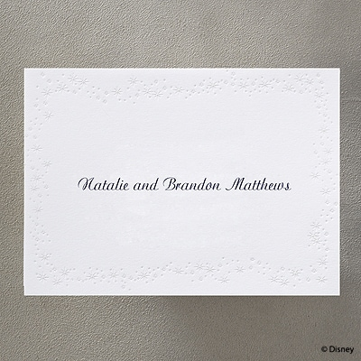 Carriage to Happily Ever After - Note Card
