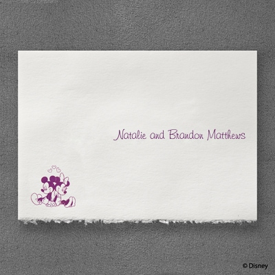 Hand in Hand for Life - Note Card