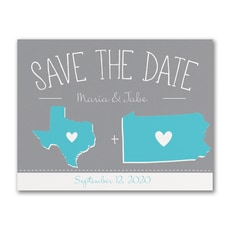 State of Matrimony - Save The Date