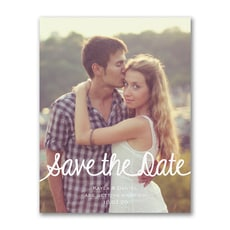 Simply Scripted - Save The Date