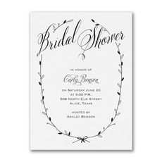 Sweet Swag - Bridal Shower Invitation