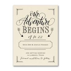 : Adventure Begins