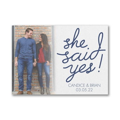 Yes to Love - Save the Date