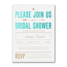 Bridal Shower Invitation: Bridal Love