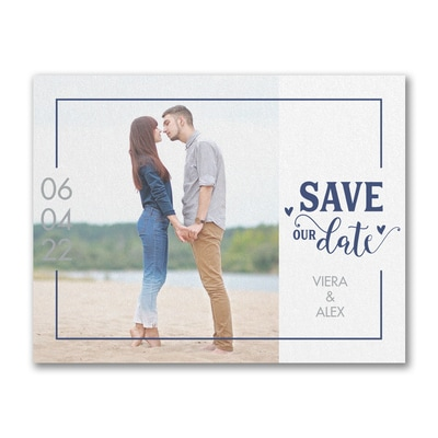 Unique Affection - Save the Date