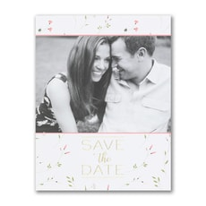 Whimsical Romance - Save The Date