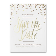 Save The Date: Shining Date