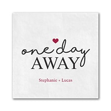 Day Away - Beverage Napkin