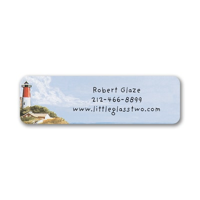 Lighthouse Label