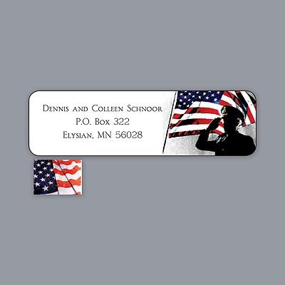 Military Set Label
