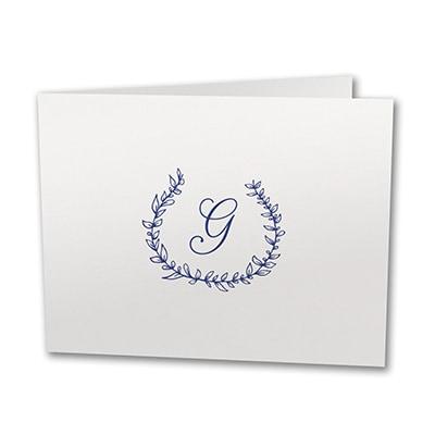 Petite Stellar Style - Note Folder - White