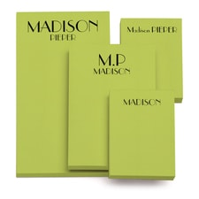 Color Pick - Notepad - Green