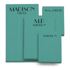 Color Pick - Notepad - Teal