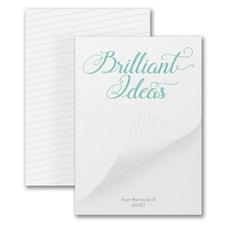 Brilliant Ideas - Notepad - 50 Sheets