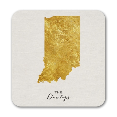 Bright State - Coasters - Indiana