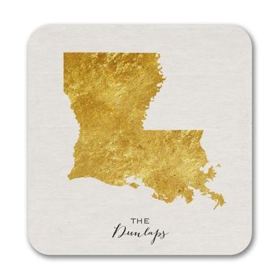 Bright State - Coasters - Louisiana
