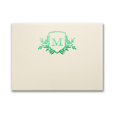 Distinctive Border - Note Card