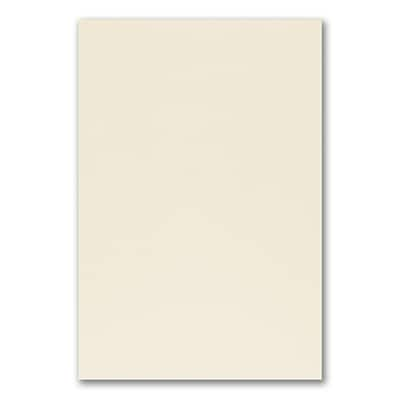 Royal Stationery Sheet - Blank - Ecru