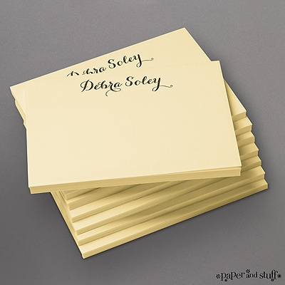 Post-it-Note Set - Canary Yellow