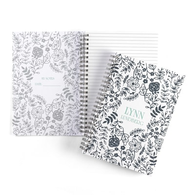 Inspirational Floral - Journal