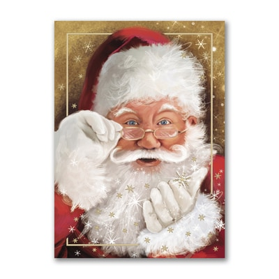 Father Christmas - Christmas Card