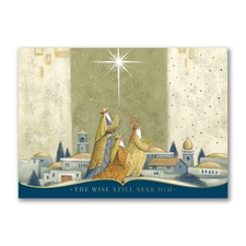 The Offertory - Christmas Card