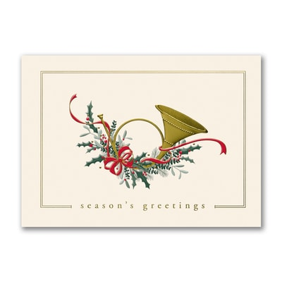 Holiday French Horn