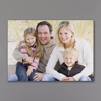Photo Christmas - Holiday Card - Horizontal
