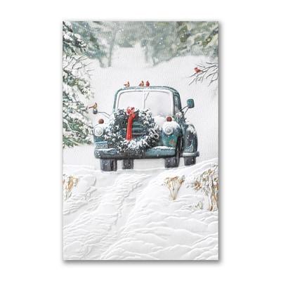 Winter Pickup