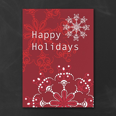 Holiday Style - Holiday Card