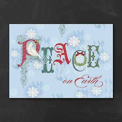 Whimsical Wish - Holiday Card