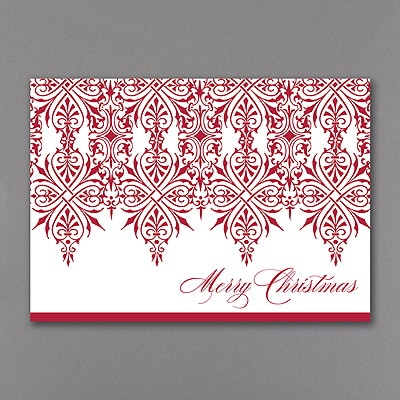 Beautiful Christmas - Christmas Card