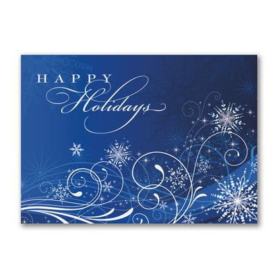 Winter Chill - Holiday Card