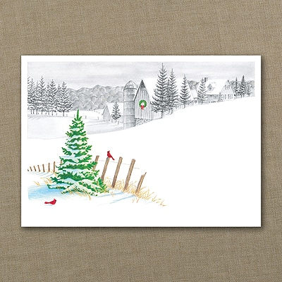 Holiday Impression - Christmas Card
