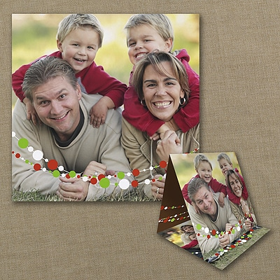 Bright Lights - Holiday Card