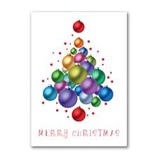 Delightful Tree - Christmas Card