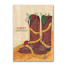 Holiday Round-Up - Christmas Card
