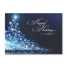 Enchanting Tree - Holiday Card